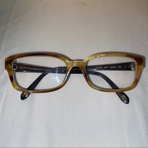 Tiffany & Co. tortoise reading glasses